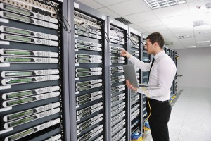 Engineer in Data Centre