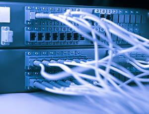 Electron Fibre Optic Cabling