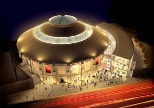 Roundhouse Theatre